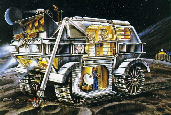 Space Future - Elements for a Sustainable Lunar Colony in ...